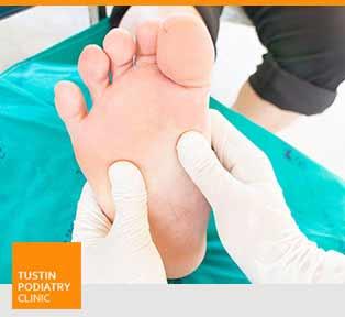 Charcot Foot - Tustin Podiatry Clinic in Tustin, CA.