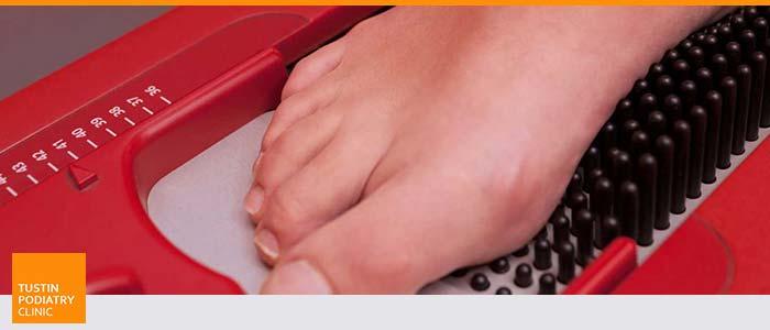 Custom Foot Orthotics at Tustin Podiatry Clinic