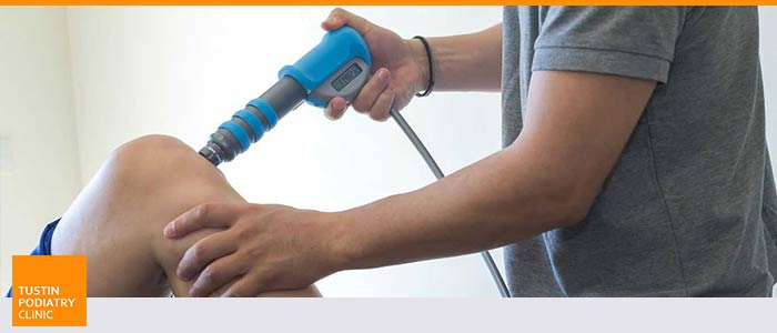 EPAT and Shockwave Therapy at Tustin Podiatry Clinic