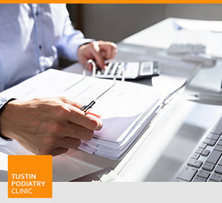 Financial Policy - Tustin Podiatry Clinic in Tustin, CA.