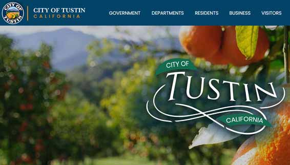 Local Resources for City of Tustin, CA Residents
