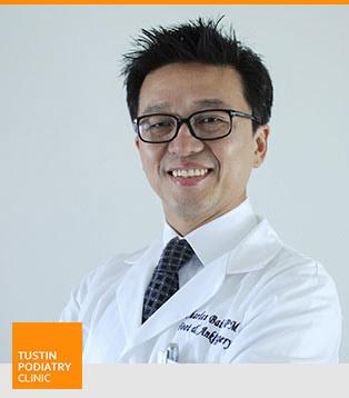 Podiatrist Charles Baik, DPM