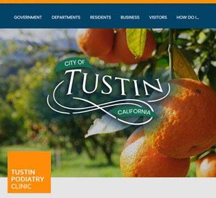 Local Resources - Tustin Podiatry Clinic in Tustin, CA.